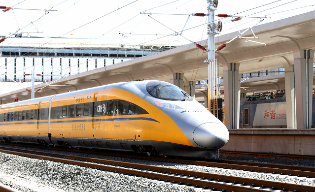 京张高铁联调联试工作顺利进行