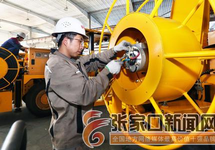 高端装备制造业快速发展