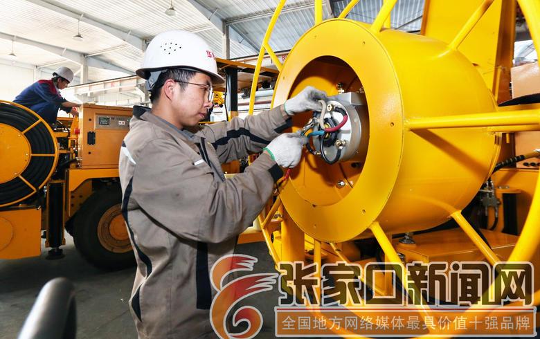 高端裝備制造業快速發展
