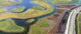 加强永定河流域治理 确保一湖清水送北京