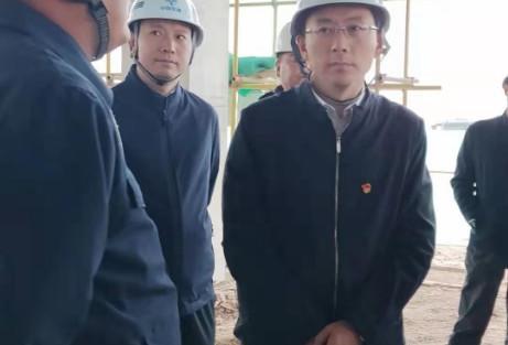 张春生到高新区冰雪运动装备产业园调研
