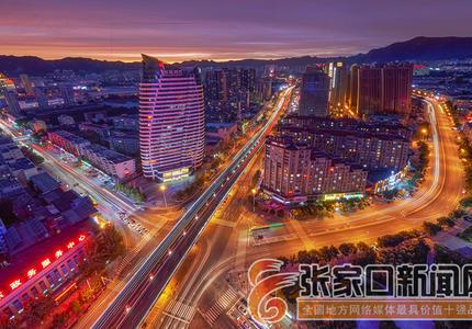 绿色技术领航桥东区城市建设