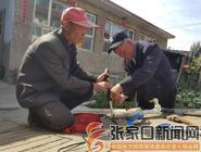 張家口萬全區北辛莊村安裝494套智能水表
