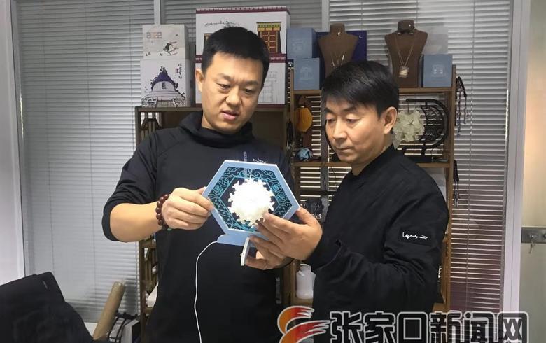 """李亚峰:片片""""雪花""""传递浓浓乡情"""