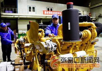 宣化:雪场专用装备生产忙