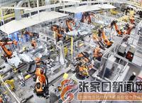 装备制造业发展势头迅猛