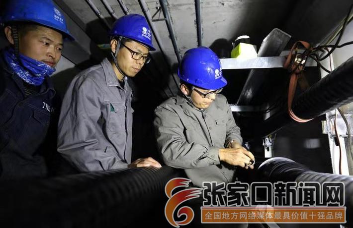 張家口: 京張高鐵電源工程即將竣工