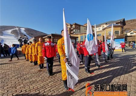 京冀联合迎冬奥航空医疗救援演练在崇礼区举办