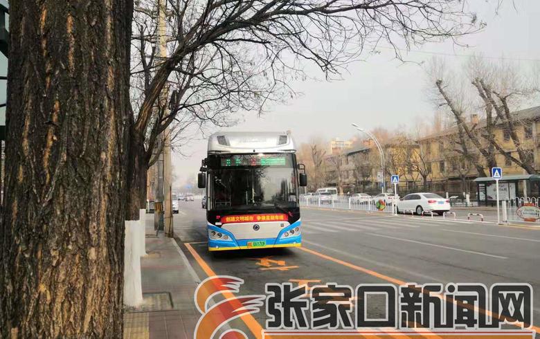 30輛12米氫燃料電池公交車投入2路運營