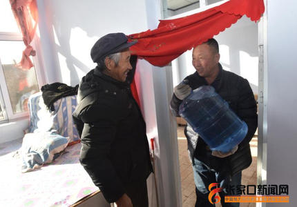 阳原县:让百姓喝上放心水