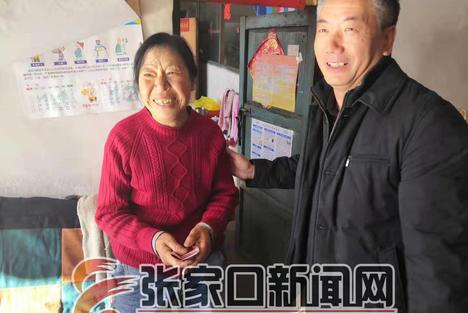 【70年70人】孫潔:真情幫扶贏民心