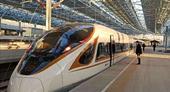 京張高鐵進入運行試驗階段