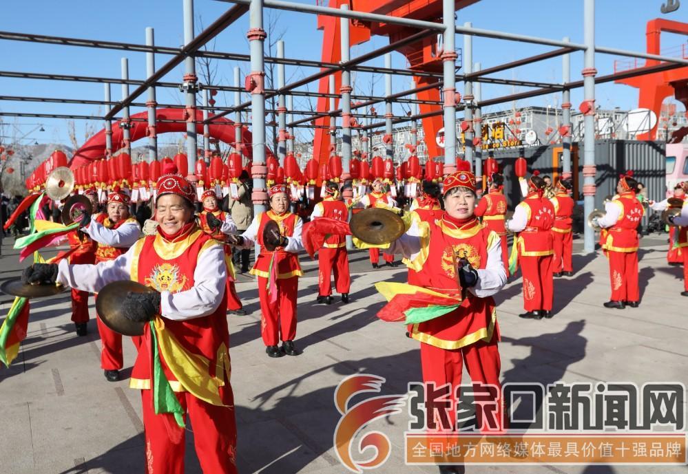 张家口市开展国家宪法日宣传活动
