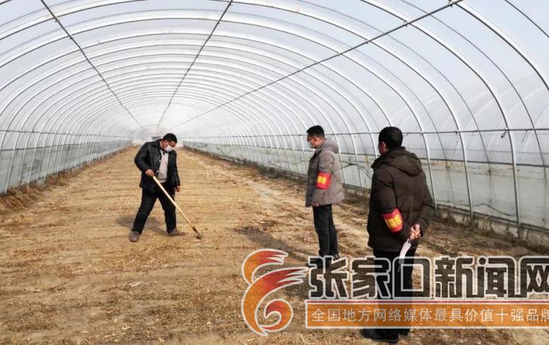 阳原县: 疫情防控不松懈  春耕备播抓在手