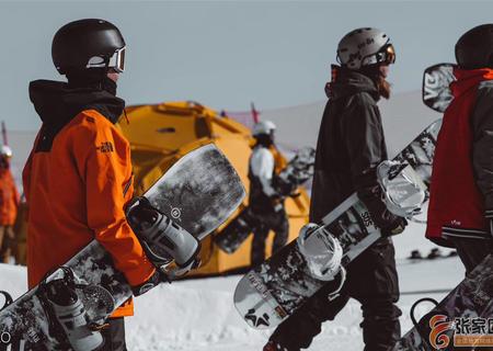 無接觸購票,預約暢滑!崇禮云頂滑雪場28日雪季重啟