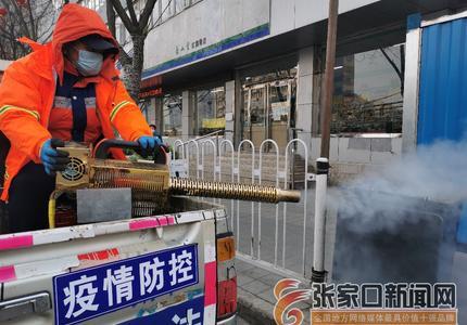橋東區:改裝噴射槍  殺毒顯威力