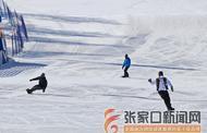 張家口崇禮:五大滑雪場階段性開放限額預約滑雪