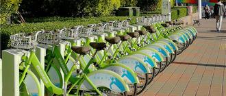 公共自行車停擺太久幾乎成擺設相關部門決定將公共自行車拆除,并給用戶辦理退卡