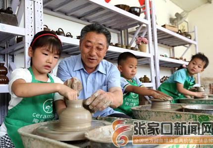 张家口涿鹿:小村陶艺传千年