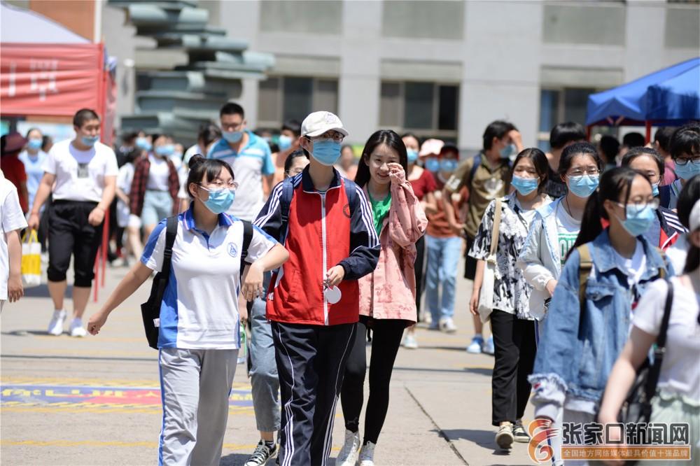 2020年河北普通高等学校招生统一考试有序进行