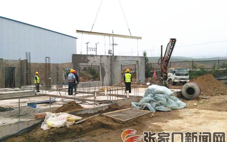 广建公司研发生产的装配式宜居房屋实现新突破
