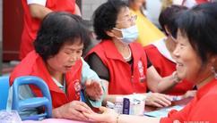 【 大力开展志愿服务活动】 志愿小行动 创城大力量