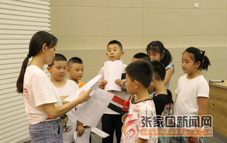 《華夏夢之初》古裝微電影開機 《同學,你最棒!》欄目組選拔70余名小演員參演