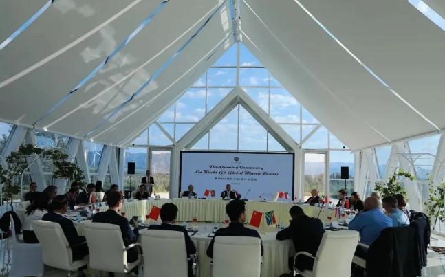 利世G9国际庄园举办预开庄国际日活动