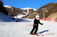 无惧严寒 激情滑雪