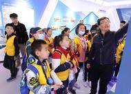 帶您逛逛國內首個冬奧氣象科普館