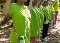 2021青少年自然營地夏令營火熱開營