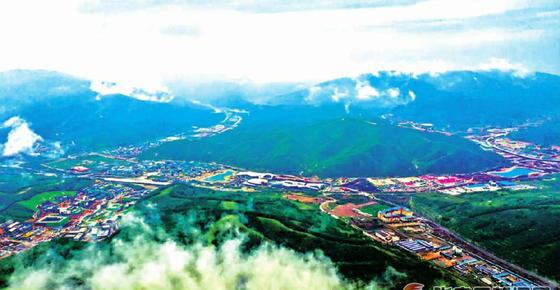 擦亮綠色底色 全力備戰冬奧 ——北京冬奧會倒計時200天張家口賽區建設紀實